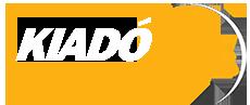 Kiadó minikotrók Logo